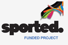 Sported Funded Project Logo
